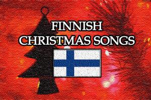 Finnish Christmas Songs