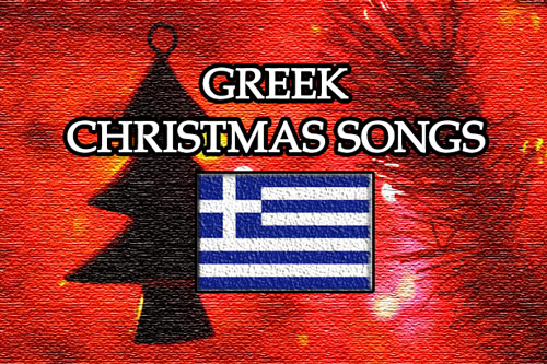 christmas songs - Merry Christmas In Greek Language