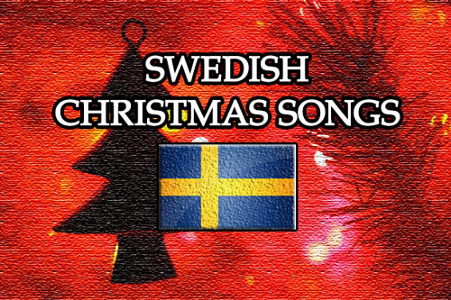 playlist of swedish christmas songs and carols - Swedish Christmas Songs