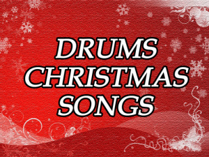 Drums Christmas Song