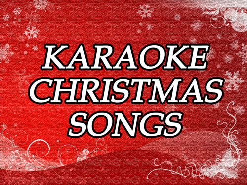 Karaoke Christmas Songs