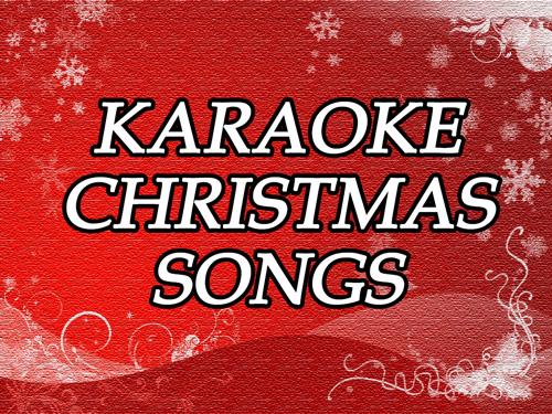 Karaoke Christmas Songs.Karaoke Christmas Songs Christmas Songs